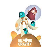 Jeff - Beyond Gravity Photographic Print