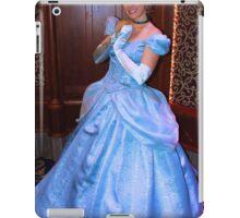 Cinderella Princess Pose iPad Case/Skin
