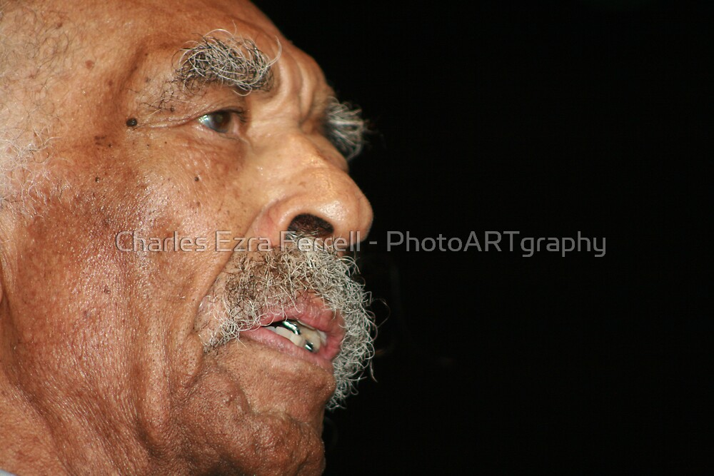 Gearld Wilson - Timeless Master by Charles Ezra Ferrell - PhotoARTgraphy