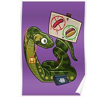 Anaconda Buns Poster