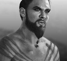 Khal Drogo by flylen