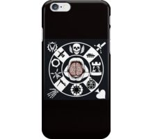 Chekovs Guns Sack team logo iPhone Case/Skin