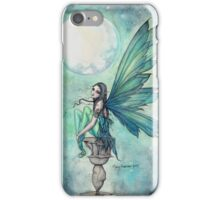 Winter Dream Fairy Illustration Molly Harrison Fantasy Art iPhone Case/Skin