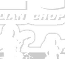 BECK - Mongolian Chop Squad T-shirt / Phone case / More 3 Sticker