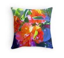 Come, Breath of Life.... Throw Pillow
