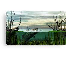 Smallmouth Bass Canvas Print