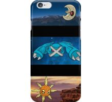 Space Pokemon Collage iPhone Case/Skin