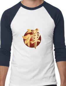 Zen Men's Baseball ¾ T-Shirt