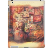 I Will Not Forget One Line of This - Doctor Who iPad Case/Skin