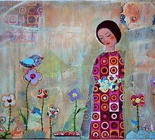 Women in the Garden  by sunnyklee