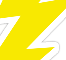 Lightning Bolt, Lightning Bolt Sticker