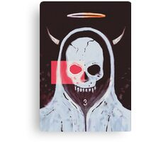 the undead angel Canvas Print