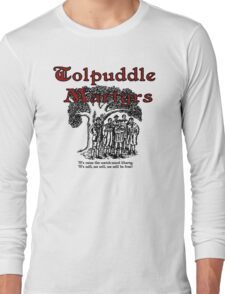 Tolpuddle Martyrs Long Sleeve T-Shirt