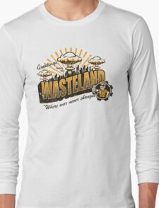 Greetings from the Wasteland! Long Sleeve T-Shirt