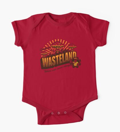 Greetings from the Wasteland! One Piece - Short Sleeve