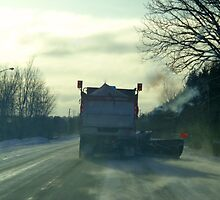 Snow-Plow by goddarb