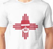 Heisenberg Zia Symbol New Mexico Flag Unisex T-Shirt