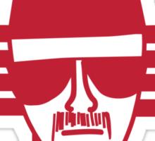Heisenberg Zia Symbol New Mexico Flag Sticker