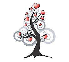 Love growth Photographic Print