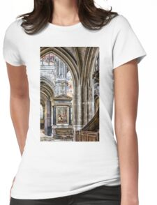 Arches Womens Fitted T-Shirt