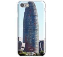 skyscraper  Agbar Tower iPhone Case/Skin