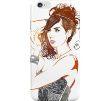Alison Brie iPhone Case/Skin