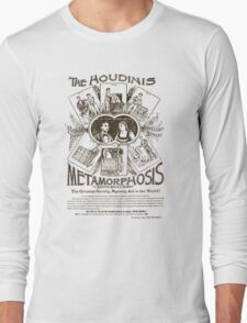 the Houdinis Long Sleeve T-Shirt