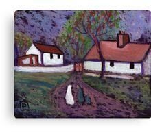 Village people Canvas Print