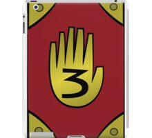 Dipper's Journal iPad Case/Skin