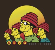 Devo - Whip It Good