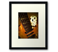My Sweet Melody Framed Print