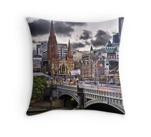 St Paul Cathedral @ Sunrise Throw Pillow