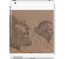 Breaking Bad - Walter and Jesse iPad Case/Skin