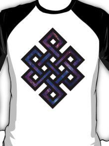 Galactic Knot - Peace T-Shirt