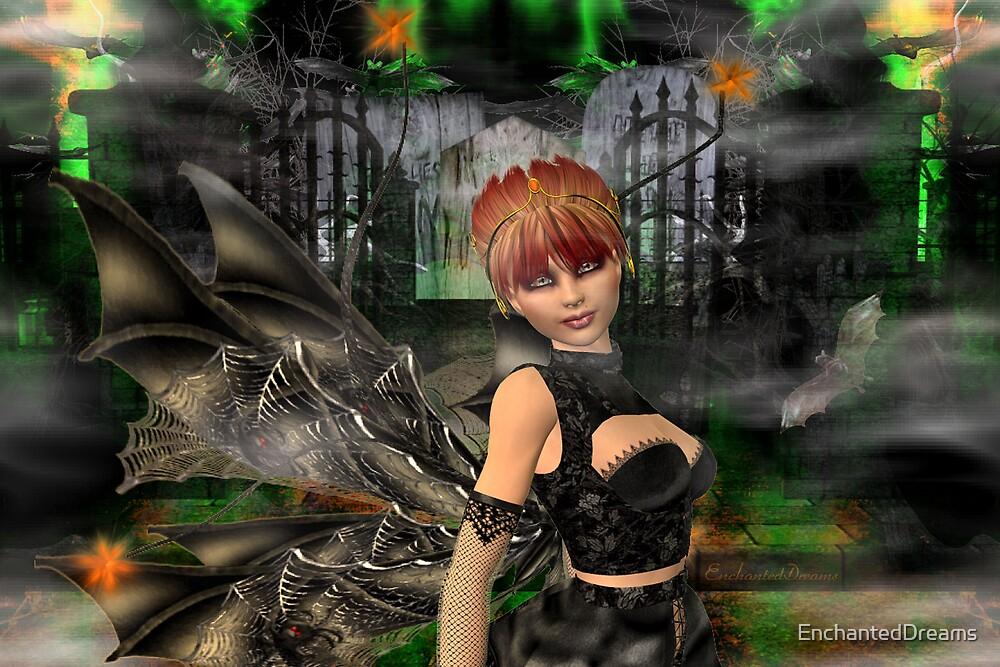 Bat Got Your Tongue? by EnchantedDreams