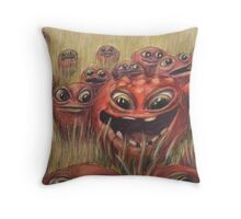 Heard of Grasseaters on products Throw Pillow