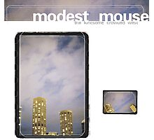Modest Mouse - The Lonesome Crowded West Photographic Print