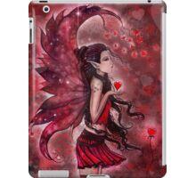 Hearts Valentine Heart Fairy by Molly Harrison iPad Case/Skin