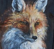 Red Fox by JKHowsarePearl