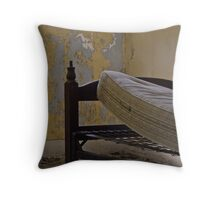 Kirkbride? Throw Pillow