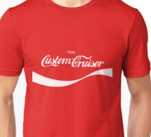 25 Custom Cola2 Wht Unisex T-Shirt