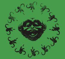 Barrel of 12 Monkeys One Piece - Short Sleeve