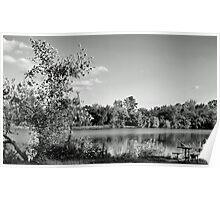 Heron Lake Poster