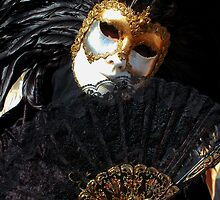 Feathers and Gold by VeniceCarnival