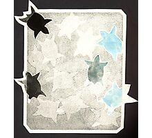'moonlit binging' (moonlit turtle) #3 Photographic Print