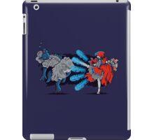 Red Fury iPad Case/Skin