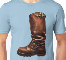 Whiskey Bottle and a 45 Unisex T-Shirt