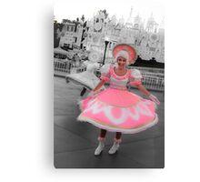Pretty Dancer Canvas Print