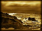 a golden edge of the world of dee... by dimarie