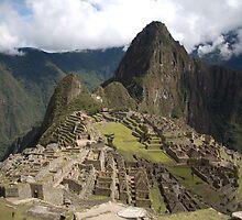 Machu Picchu by Ben Ryan